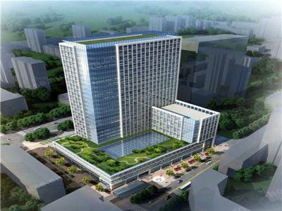 中铁港沣国际大厦