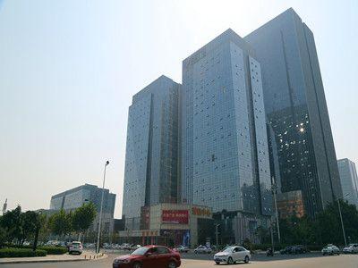 郑州升龙广场(超高层)