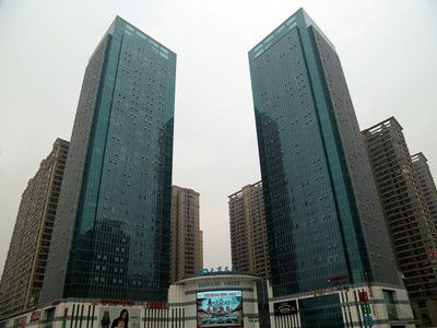 郑州中原新城(超高层)