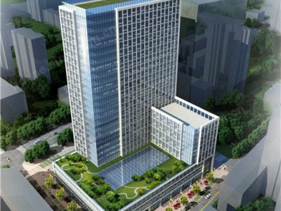中铁港沣国际建设项目幕墙工程中标喜讯