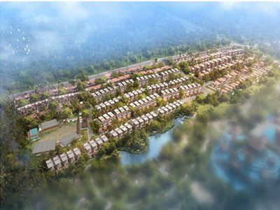 恭贺我公司喜中淇水湾陆号别墅项目门窗工程二标段工程