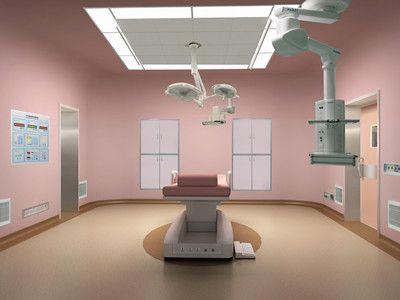 富平县妇幼保健院检验科、手术室、新生儿科、产房