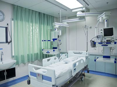 礼泉县人民医院ICU病房