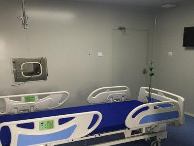 宝鸡市中心医院感染性疾病诊疗中心负压病房