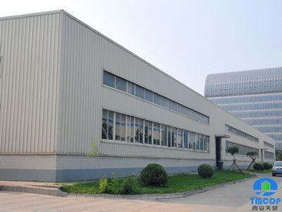 航天民用科技产业园非标设备厂房(二期)