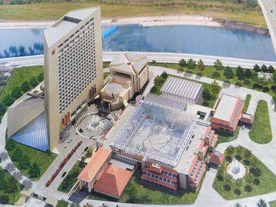智能电网设备研发制造中心研发办公楼