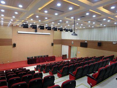 西安铁路职业技术学院新校区多功能报告厅、会议室